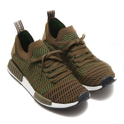 Adidas NMD_R1 STLT Primeknit Herrenschuhe Sneaker Schuhe CQ2389 Olive Laufschuhe | eBay
