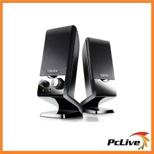 Edifier-M1250-2-0-Compact-Multimedia-Speakers-USB-Powered-Volume-Control-3-5mm