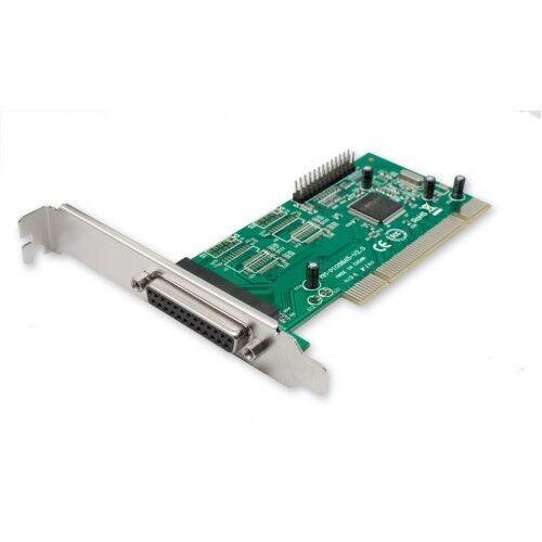 Syba SY-PCI10002 2 Port Parallel DB25 PCI 2.1 32 Bit Card