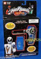 Power Rangers Spd Omega Morpher Lights & Sounds Space Patrol Delta