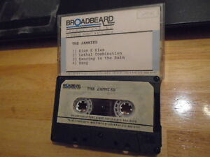 Details about RARE PROMO The Jammies CASSETTE TAPE 4 songs pop rock  UNRELEASED nyc male/female
