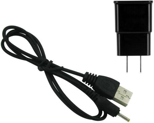 2.0A Wall Power Charger ADAPTER for Kids Tablet Nabi 2 II NABI2-NV7A NABI2-NVA