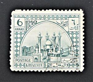 6-Anna-Green-Postage-amp-Revenue-SHIA-Mosque-Iraq-Issue-1923