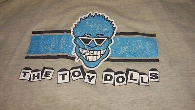 1990's Giocattolo Bambole Band Punk Rock T-shirt Xxl Beneficiale Per Lo Sperma