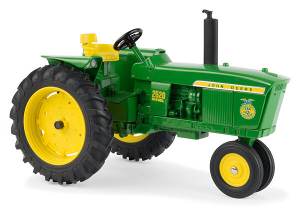 NEW John Deere 2520 Tractor, National FFA tractor 1 16 Scale Ages 3+ (LP64409)