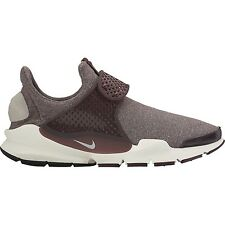 Nike Sock Dart SE Womens Running Shoes Mismate Size L=8 R=7 Maroon 862412 600