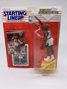 1993 Shaquille O'Neal Kenner Starting Lineup Rookie ERROR Charles Barkley Head