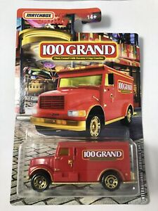 NEW-2019-Matchbox-Candy-Series-100-Grand-International-Armored-Car