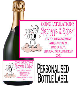 Single-Personalised-Champagne-Bottle-Labels-Engagement-Gift-Favour-Ten-Designs