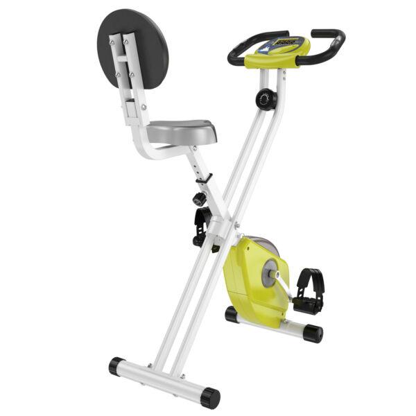 Cyclette Magnetica Pieghevole con Display LCD Benzoni