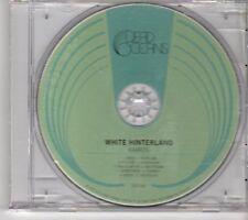 (DN592) White Hinterland, Kairos - 2010 DJ CD