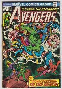 L6787-Avengers-118-Vol-1-VG-F-Estado