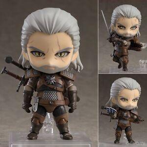 Nendoroid Geralt 907 - The Witcher 3 Originale Bon Sourire Complay