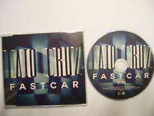 TAIO CRUZ Fast Car – 2011 UK CD PROMO – Electro, House –  BARGAIN!