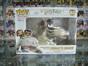 Hermione Ron on Gringott/'s Dragon Funko Pop Vinyl New in Box Harry Potter