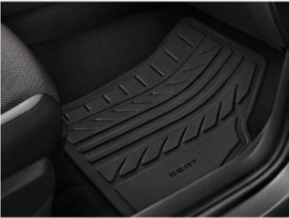 Genuine SEAT Leon Rubber Mat Set