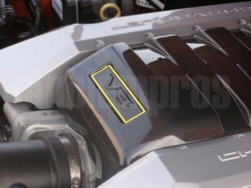 2010 2011 2012 2013 SS Camaro Engine Cover Trim Ring Colored Comp
