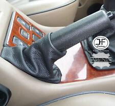 200 300 MK1 MK2 para Land Rover Discovery 1996-2004 Polaina de freno de mano de cuero real