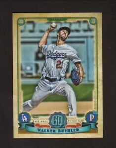 Details About Walker Buehler Los Angeles Dodgers 2019 Topps Gypsy Queen Baseball Card
