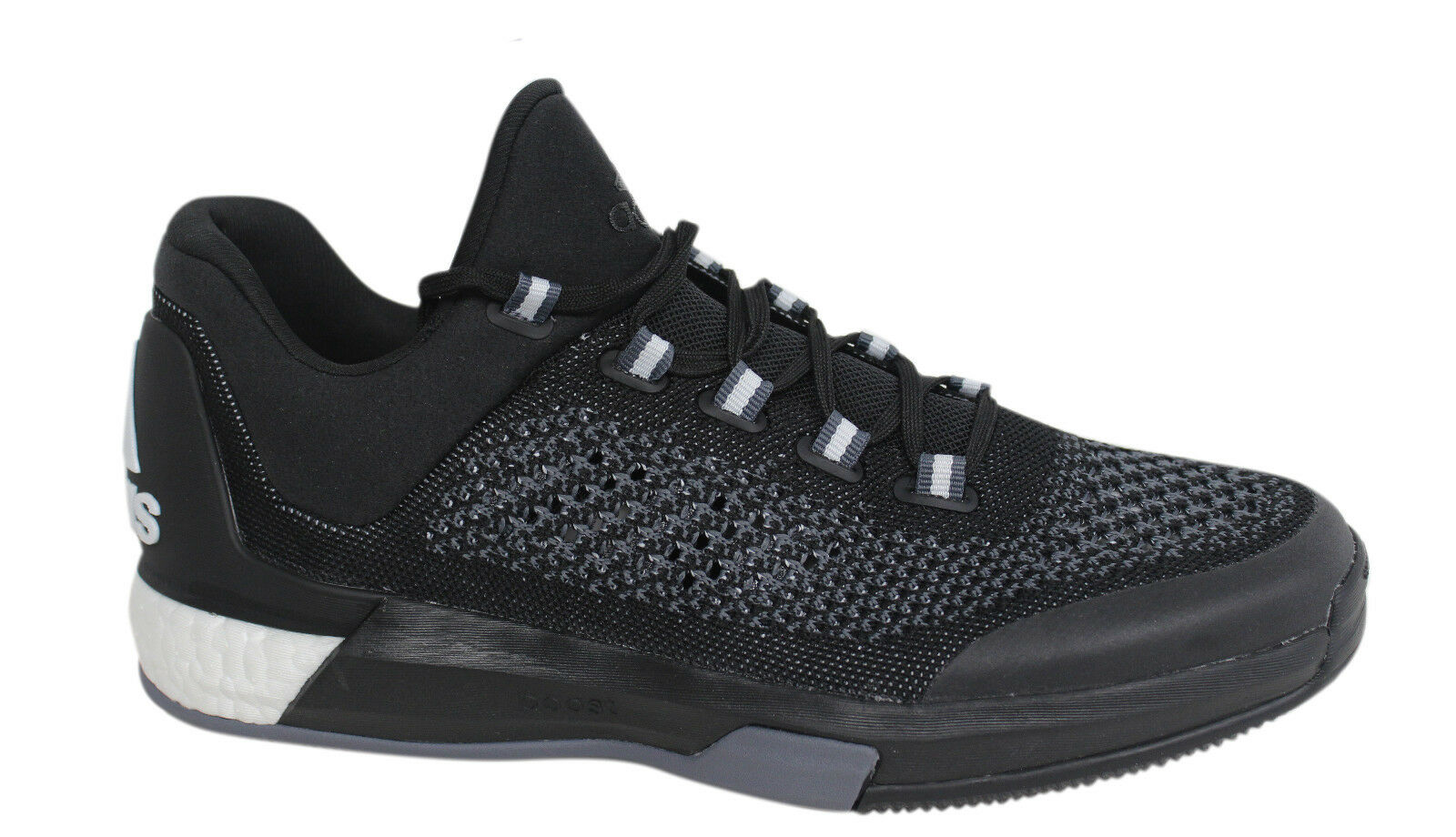 Adidas Crazylight Boost PrimeKnit Mens Trainers Basketball shoes D69704 U67