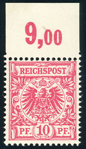 DR-1893-MiNr-47-da-tadellos-postfrisch-gepr-Petry-Mi-150