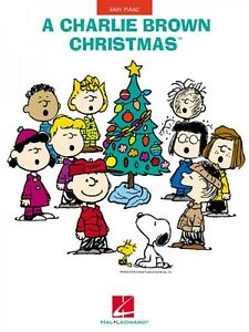 image is loading a charlie brown christmas sheet music easy piano - A Charlie Brown Christmas Musical