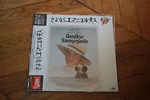 Goodbye-Emmanuelle-1977-Laserdisc-LD-Japan-NTSC-OBI-STLI-2011-Sylvia-Kristel