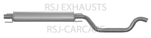 EEC EGM636 EXHAUST SILENCER CENTRE BOX EXGM3188