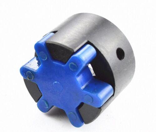 Auswahl Größe L070 L075 Typ Backen Kupplung /& Gummi Spinne Motor Schaft Nabe