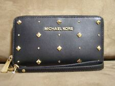 f0b090d0413c0 item 2 Michael Kors Jet Set Large Flat MF Phone Case (Black) - NWT -Michael  Kors Jet Set Large Flat MF Phone Case (Black) - NWT