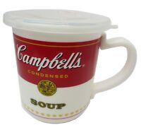 Campbell's 14oz Classic Hot N Handy Microwave Soup Mug Bpa Free