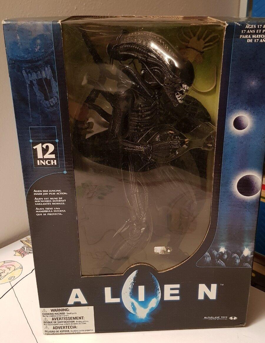 NEW McFarlane ALIEN 12  31 cm Action Figure AVP Alien vs Protator scott weaver