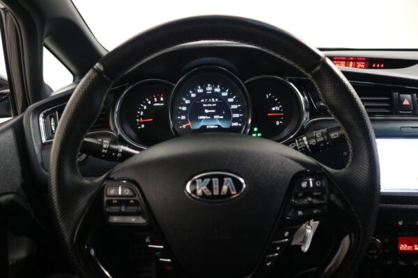 Kia Ceed 1,6 CRDi 136 GT-Line Limited SW - billede 4