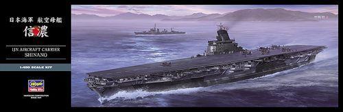 orden ahora disfrutar de gran descuento Hasegawa Hasegawa Hasegawa 1 450 Shinano Ijn Portaerei  Z003  mejor marca