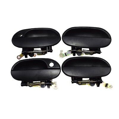 Front Rear Left Right Outside Door Handle Set For Hyundai Accent 95-99 826502200