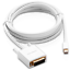 Ugreen-10405-2M-Mini-DisplayPort-to-DVI-24-1-Male-Adapter-Audio-Video-Cable thumbnail 1