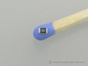 50x SMD 0805 10k 0,125 Watt 1% Metallschicht Präzison Widerstand resistor ohm
