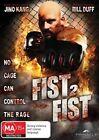 Fist 2 Fist DVD Region 4