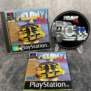 Kapitalverbrechen-11-79-ps1-Playstation-1-PAL-Game-komplett-Black-Label-seltene-Racer