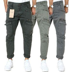 X-FEEL-Pantalon-de-carga-Slim-fit-Pantalon-Chino-Stretch-3-colores-PVP-59-95