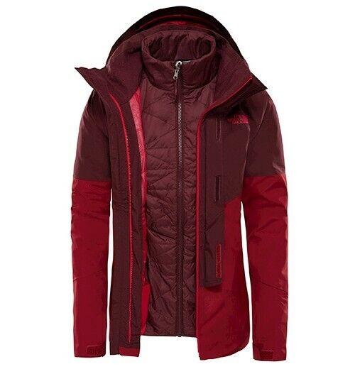 The North Face Garner Triclimate Jacket Women  Doppeljacke für Damen  Skijacke M