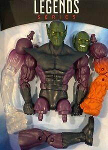 SUPER-SKRULL-Chest-Torso-Head-Arm-Leg-BAF-Marvel-Legends-Fantastic-Four-4-U-PICK