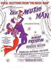 The Music Man by Hal Leonard Publishing Corporation (Paperback / softback, 1982)