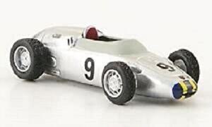 Porsche 718 #9 Grand Prix 1961 J.Bonnier Edition 2010 | BUB | 1:87