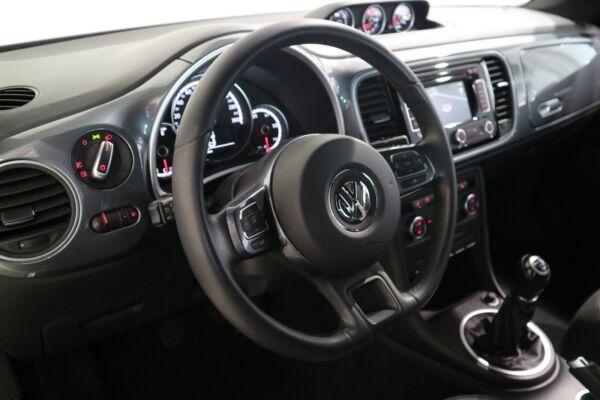 VW The Beetle 1,2 TSi 105 Life - billede 4