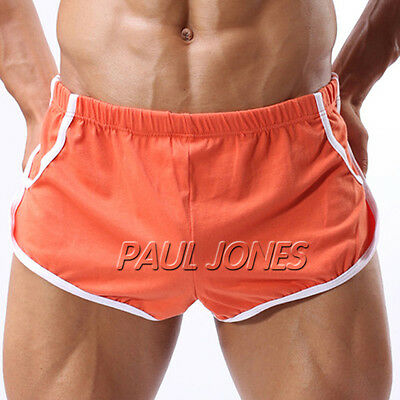 Sexy Men's Underwear Home Pants GYM Running Trunks Shorts Casual Boxers Brief AU
