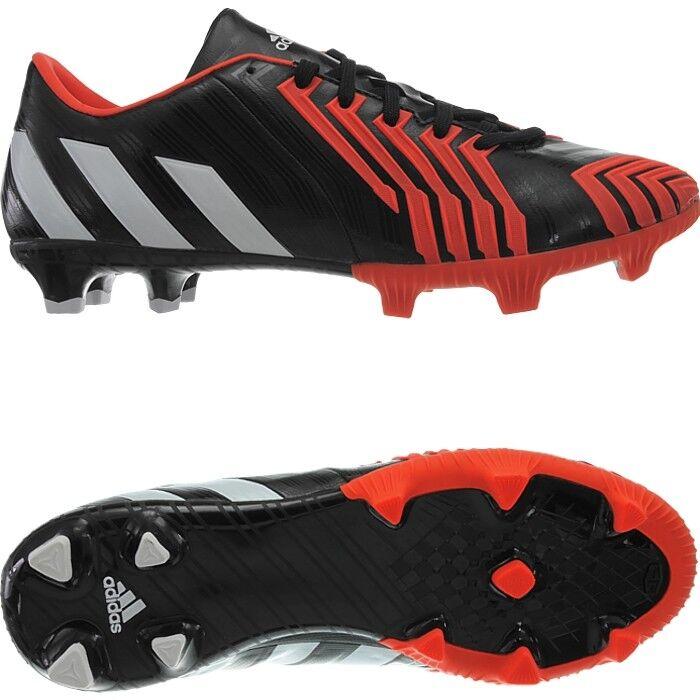 Adidas Projoator Instinct Absolion Fg Hombre Botines De Fútbol Negro blancoo Rojo Nuevo