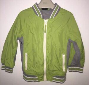 Boys-Age-2-3-Years-Next-Lightweight-Bomber-Jacket-Style-Coat