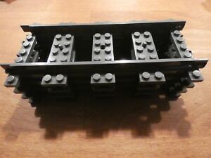 Lego Train Rc Track 4 X Straights 53401 60051 60052 7938 Rc Trains