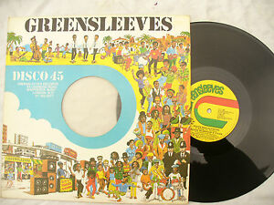 FREDDIE-McGREGOR-amp-TOYAN-12-034-ROOTS-MAN-SKANKING-greensleeves-45rpm-reggae